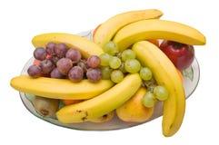 Frutta in un vaso. Fotografia Stock