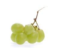 Frutta, uva Fotografia Stock Libera da Diritti