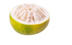 Frutta V del pomelo Immagine Stock Libera da Diritti