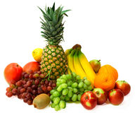 Frutta variopinta Immagini Stock Libere da Diritti