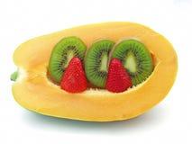 Frutte fresche fotografie stock libere da diritti