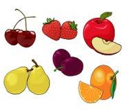 Frutti Fotografia Stock