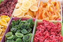 Frutti asciutti Fotografie Stock