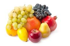 Frutti in assortimento Immagine Stock
