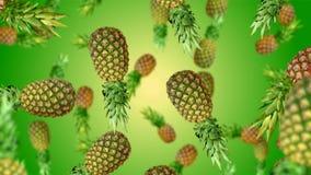 Frutti che cadono illustrazione vettoriale
