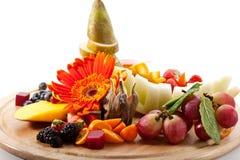 Frutti con le bacche immagini stock