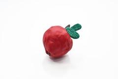 Frutti da plasticine Fotografia Stock Libera da Diritti