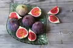 Frutti dei fichi Immagine Stock