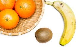 Frutti del canestro Fotografie Stock