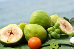Frutti del fico Fotografie Stock Libere da Diritti