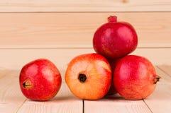 Frutti del melograno Fotografie Stock