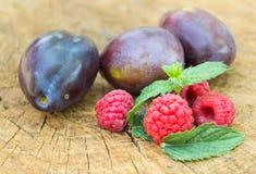 Frutti deliziosi Fotografia Stock