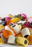 Frutti della gelatina della miscela Fotografia Stock