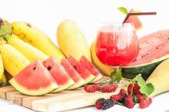 Frutti della miscela Fotografie Stock