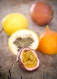 Frutti della passione Fotografie Stock