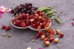 Frutti di estate Fotografia Stock Libera da Diritti