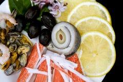 Frutti di mare Fotografie Stock