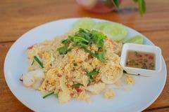 Frutti di mare del riso fritto immagine stock libera da diritti