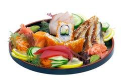 Frutti di mare di Giappone 1 Fotografia Stock