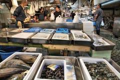 Frutti di mare di Giappone Immagine Stock Libera da Diritti