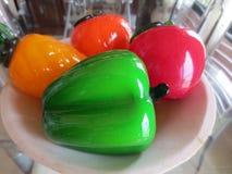 Frutti di vetro Fotografia Stock