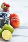 Frutti e bacche Immagine Stock