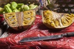 Frutti esotici variopinti Fotografia Stock Libera da Diritti