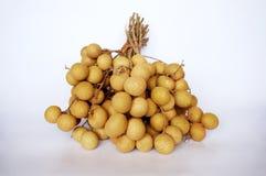 Frutti freschi del longan Fotografia Stock Libera da Diritti