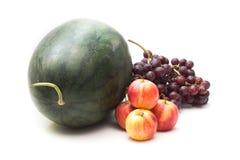 Frutti freschi e saporiti Fotografia Stock Libera da Diritti