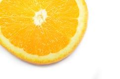 Frutti isolati delle arance Immagini Stock