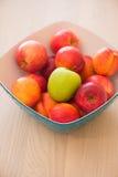 Frutti nel bown immagini stock
