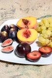 Frutti per alimento sano Fotografie Stock Libere da Diritti