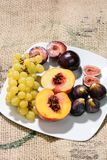 Frutti per alimento sano Fotografia Stock