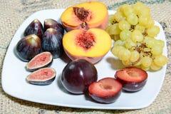 Frutti per vita sana Fotografia Stock Libera da Diritti