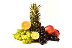 Frutti saporiti Alimento biologico Frutta naturale Fotografia Stock Libera da Diritti
