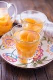 Frutti stufati di estate Fotografie Stock