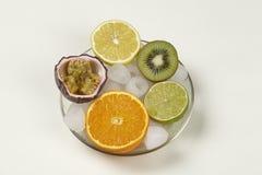 Frutti sulla roccia Immagine Stock Libera da Diritti