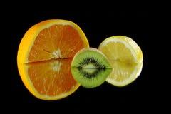 Frutti tropicali per il cibo sano immagine stock