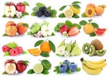 Fruttifica il fre arancio della fragola della banana delle arance delle mele delle bacche della mela Immagini Stock