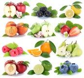 Fruttifica il frui fresco delle bacche della mela delle mele della fragola arancio delle arance Fotografia Stock Libera da Diritti