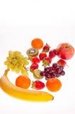Fruttifica l'accumulazione Fotografia Stock