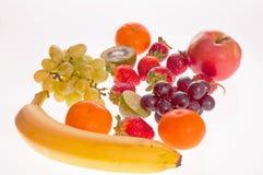 Fruttifica l'accumulazione Fotografie Stock