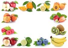 Fruttifica lo spazio arancio della copia del copyspace della struttura della mela della frutta fresca Immagini Stock Libere da Diritti