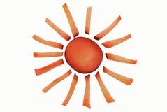 Frutty sun Stock Photos