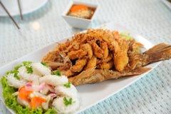 Fry рыб Стоковая Фотография