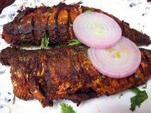 fry рыб Стоковые Фото