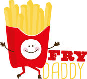 Fry Daddy Stock Photography