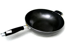 Fry pan Stock Image
