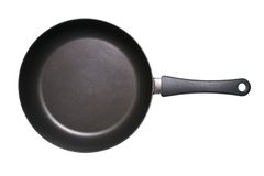 Free Fry Pan Isolated Stock Photo - 1611460