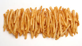 Fry potatoes Royalty Free Stock Images